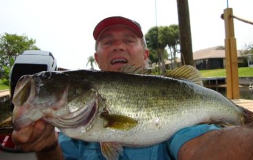 Johnny Lake June Bass Fishing 2013 (central florida fishing)